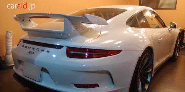 ポルシェ 911 (991)  GT3