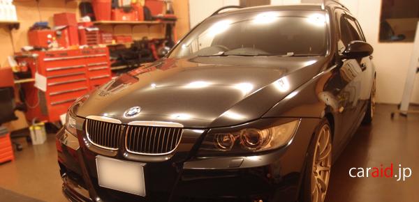 BMW 3シリーズ (E91)