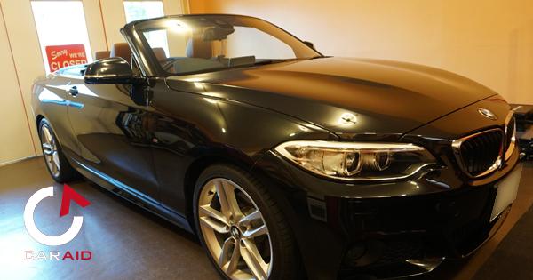 BMW 2シリーズ カブリオレ(F23)