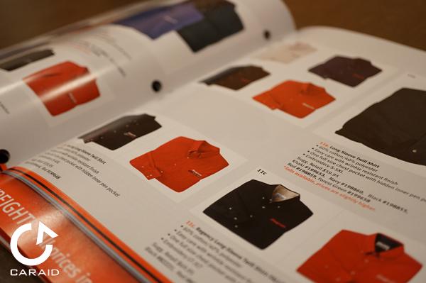 衣類カタログ