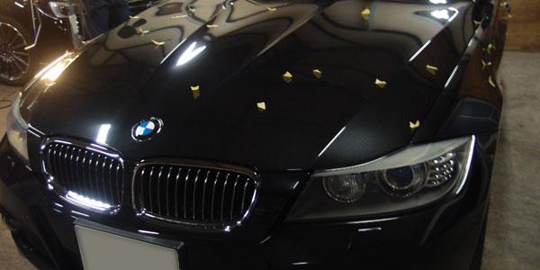 BMWひょう(雹)害