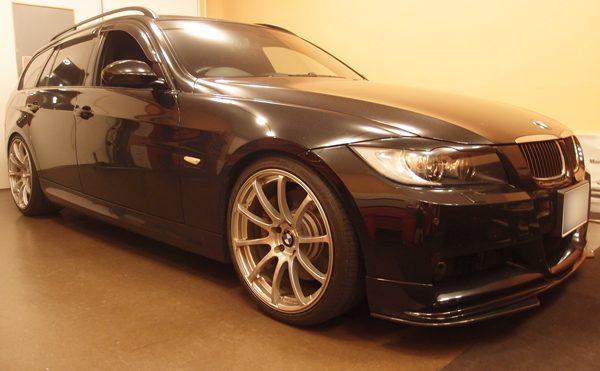 BMW3シリ、ウインドリペア