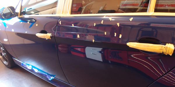BMW雹サイド