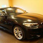 BMW2シリーズ チッピング修理