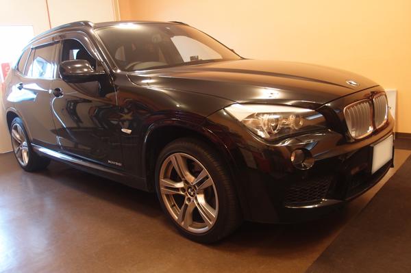 BMW、X1